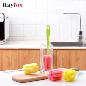 Gadgets de cozinha Ferramenta de limpeza Escova de esponja para copo de vinho Coffe Copo de chá Copo Acessórios