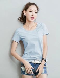 Tops T Shirt Women Short Gold Sleeve Tshirt Women Lady