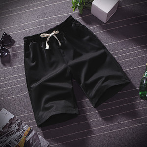 Sports shorts men's fashion brand summer pants casual running loose quick drying beach pants fitness