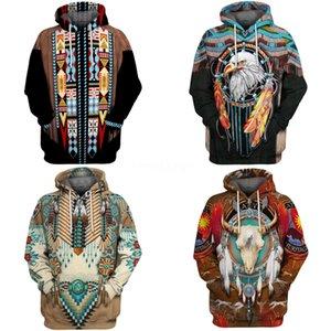 Baskı Tasarımcı Kapüşonlular Moda Gevşek Kazak Uzun Kollu Erkek Kapüşonlular Casual Erkek Giyim Erkek Tarafı Letter # 844