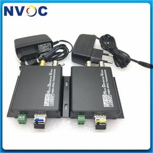 Terminal Óptico Mini HD-SDI HD Video Converter fibra 1080I opcional 3G SDI Transceptor LC puerto