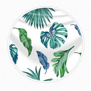 Decoración del hogar 150 * 230 cm Tapices Poliéster 30 colores Dormitorio del hogar Sala de estar Fondo de impresión PLANTAS STARRY TAPESTRY AHD2674