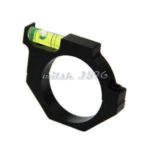 Military Tactical Water Bubble Level Ring for 25.4mm   30 mm Riflescope Tubes Balance Holder Mount Rail Hunting Accessory