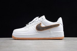 Nike Air Force 1 Dunk SB shadow af1 shoes Travis Scott x Nike SB Dunk shoes af 1 sneakers  for man woman wholesale price