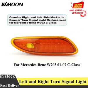 Genuine Left and Right Side Light Marker In Bumper Led Turn Signal Light Replacement for - W203 01-07 C-Class1