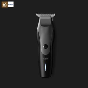 Youpin Enchen الطائر الطنان مقص الشعر الكهربائية 10 واط USB شحن 110-240 فولت منخفضة الضوضاء الشعر المتقلب مع 3 مشط الشعر لرجل كبار