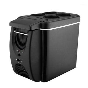 12V 45W 6L MINI Frigorífico 2 en 1 Libre de pie menos ruido refrigerador calentador portátil para automóviles Home Camping1