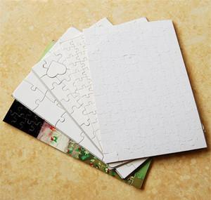 승화 빈 퍼즐 높은 quliaty 진주 빛 퍼즐 A5 크기 뜨거운 전송 인쇄 빈 소모품 CH sqcsrw homes2007
