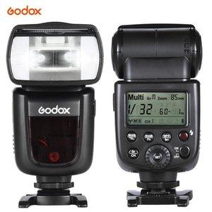Подлинная Godox вспышка V850II Вспышка GN60 2.4G Беспроводная система X Speedlite 1 / 8000s HSS для Pentax Олимпана DSLR
