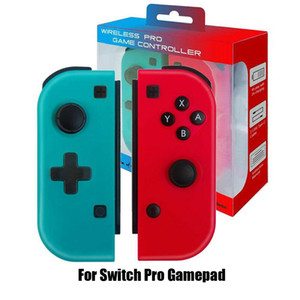 Wireless Bluetooth Pro Gamepad Controller For Switch Wireless Handle Joy-Con Right and Right Handle Switch Right Handle Game Player
