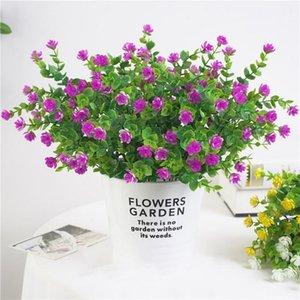 30 cm fiori artificiali all'aperto fiori finti decorazione resistenti ai raggi UV senza dissolvenza in finto fierica piante in plastica giardino portico finestra decorazione1