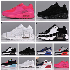 Cheap Sale Kids Sneakers Presto 90 Shoe Children Sports Chaussures Pour Enfants Trainers Infant Girls Boys Running Shoes Size 28-35 V5AB6