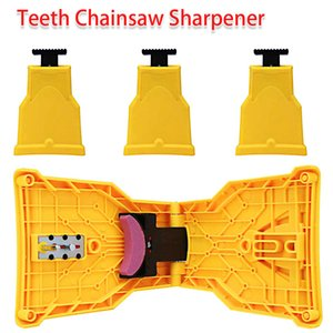 Teeth Chainsaw Sharpener Sharpens Chainsaw Saw Chain Sharpening Tool System Abrasive Tools 201026