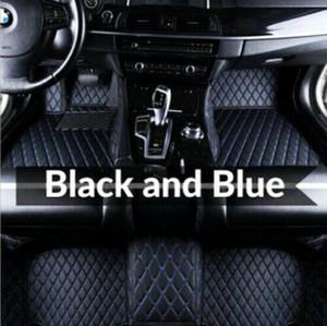 Adatto per Volvo XC90 2010 ~ 2019 per tutte le stagioni tappeti per auto impermeabile e antiscivolo non sono tossici e insapore