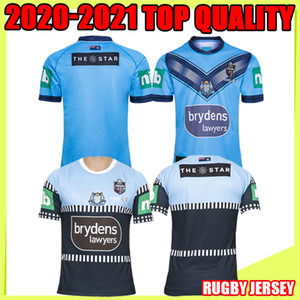 20 21 Super Rugby League Nrl Lan Holden Jersey Galo Australiano Bull Stormer Dog Cabeça Cão Marinho Jaguar Tubarão Preto 2020 Rugby Jersey