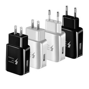 D5 Fast Charger Adaptador de viagem 5V 2A Carregador Rápido Carregador de Parede USB Carregador de Telefone Celular para Samsung S7 S8