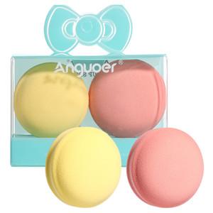 BS-MOL 3PCS 2PCS Super Super Soft-Free Sponge Makeup Makeup Blender الاستخدام المزدوج انتشار ومزج