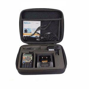 Two Way Radio Case Carring Handbag Storage For BAOFENG UV-5R BF-888S UV-82 GT-3 UV-B2 UV-9R UV-5X UV-XR UV-5S UV-B9 BF-A525R Bla