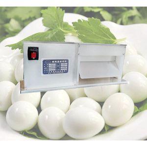 Makine kuş yumurtaları soyma yarım Electric bıldırcın yumurtası bombardımanı makine elektrik bıldırcın yumurtası soyma makinesi soyucu machineegg kabuk