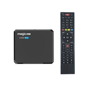 New arrival C500 pro S2X+T2 Android 9.0 TV BOX Amlogic S905X3 Quad-core 2GB 16GB 4GB 32GB 2.4G 5GWIFI&Bluetooth smart set top box MS