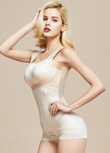 MERRIGE sexy delle donne di bellezza che modella corpo autentica Pancia Fianchi tuta Postpartum ultra-sottile Shaping Cassone aperto Shpewear Guaine