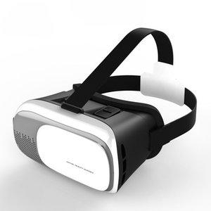 الأصل VR نظارات صندوق السينما D نظارات سماعة الخوذة نظارات بلاستيكية الواقع الافتراضي ل. - المحمولة الهواتف الذكية