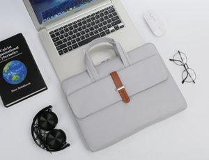 Hot Laptop Bag 11 13 14 15 inch Waterproof Notebook Case Sleeve For Macbook Air Pro 13 15 Computer Shoulder Handbag Briefcase Bags