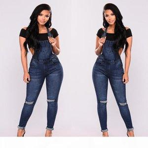 VTG 90s macacão Denim Wash Grunge Boho Jeans Calças Frete Grátis Hipster Suspender Jumpsuit Dungarees Jeans Jeans Jumpsuit
