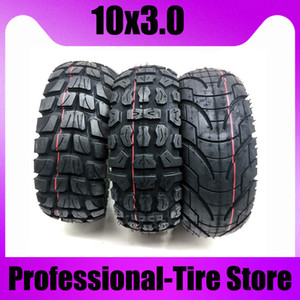 10x3.0 Tire with Inner and Outer Tube High Quality 10 Inch Off-Road 10*3 Tyre for Zero 10X 1 Electric Scooter Speedual Grace 10