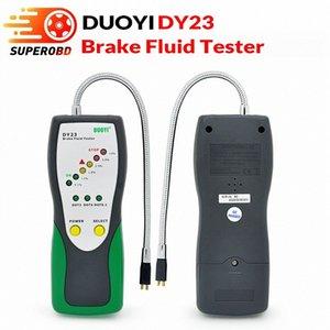 Automative líquido de frenos del probador de Duoyi DY23 Automotive Brake comprobador de líquido Digital Abbi Inspección #