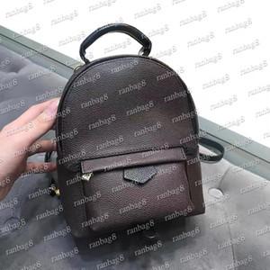 شحن مجاني البسيطة الظهر المرأة حقائب تحمل على الظهر حقائب الكتف حقيبة مدرسية حقائب تحمل على الظهر بالم ربيع الطفل Smalll محفظة CROSSBODY 41562