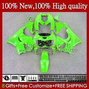 Corps pour Honda CBRR 893RR 900RR CBRRRRR CBR893RR 94 95 96 97 95HC.31 CBR893 CBR900 CBR900 CBR 900 893 RR Green Green Glossy CBR900RR 1994 1995 1996 1997 Farécences