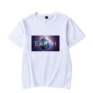 LIL DICKY earth Summer Men T-shirt Designer Hip Hop O Neck Short Sleeve Casual Black TShirt S-4XL