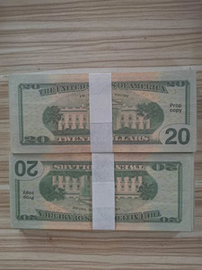 Dollar bills props simulation dollar props currency film and television props bar atmosphere currency fake paper currency toys