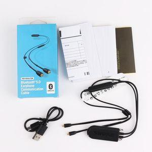 Cgjxs Rmce -BT2 Bluetooth Cavi di telefono cellulare Versione 2 5 .0 auricolare cavi cavo di comunicazione wireless in trasduttori Cavi Dhl
