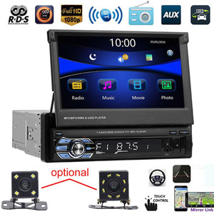 "New 7 '' SWM 9601G Car Stereo-MP4 MP5 Unterstützung hintere Kamera 7"" USB SD Stereo FM Radio Audio Video In-Dash 1 DIN Touch Screen"