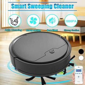 ObowAI intelligente Robot Aspirapolvere APP di telecomando Robotics Cleaner senza sacco 2000Pa wireless ricaricabili Cleaners spazzamento