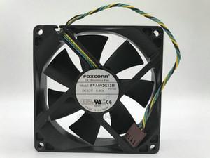 Nuevo FOXCONN 9cm 9225 92x92x25mm DC 12V 0.4A 4 pines del ventilador PWM PVA092G12H volumen de aire para Dell Para HP ventilador de refrigeración
