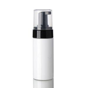 100ml 120ml 150ml 200 ml Köpük Şişeleri Boş Beyaz Plastik Köpük Şişeler El Yıkama Sabunu Mus Krem Dağıtıcı Köpükleme Şişesi ZZC4539