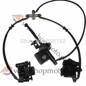 ATV Brake Lever 50 70 90 110 Cc One Front Lever With Two Brake Caliper Hydraulic Parts Atv Parts Distributors Atv Parts Finder From , HwC6#