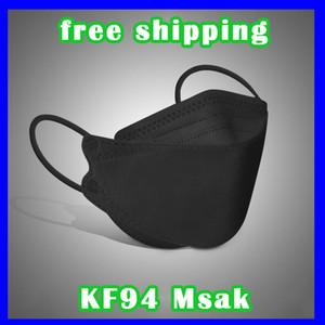 Máscara descartável KF94 SAÚDE DE AIR PROTETIVO Frete grátis Bem-vindo para comprar
