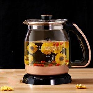 1.2L Electric Glass tetera hirviendo Potable Electrodomésticos Tiesto saludable agua Vidrio Tetera Cafetera Utensilios Domésticos de Cocina