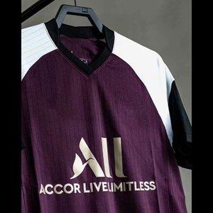 Paris soccer jerseys third MBAPPE NEYMAR JR ICARDI 20 21 With Ligue 1 men paris soccer shirts customized