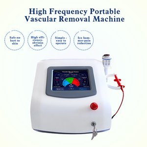 portable 13.56Mhz needles treatment veins laser removal machine treatment spider vein beauty devices for clinic use