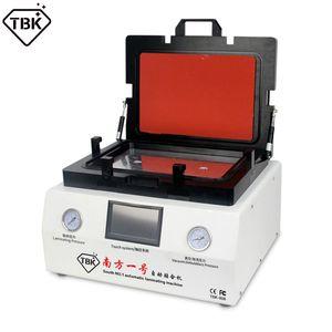 TBK808 Vuoto laminazione della macchina di rimozione della bolla 12 pollici della laminazione dello schermo di 12 pollici Defocaamer Riparazione del pannello LCD OCA Macchina intelligente