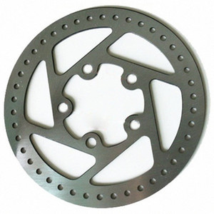 For Mijia M365 Electric Scooter Customize Brake Disc 110Mm Rear Wheel Brake Disc 1Vzw#