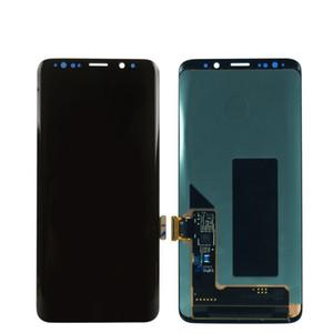 LCD de substituição Touch Screen substituição Assembléia digitalizador para Samsung Galaxy S9 G960N G960F