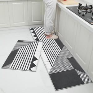 Non-slip Popular Machine Washable Durable Entrance Door Mat Bathroom Carpet Home Designer Kitchen Mats Decorative Bedroom Rugs