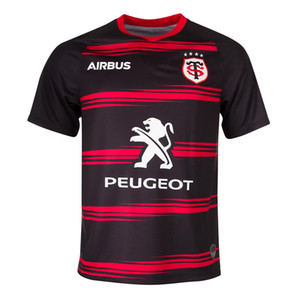 Hot sales Best Quality 2021 International League shirt Toulouse 2021 Rugby jersey national team TOULOUSE rugby jerseys big size s-5xl