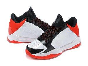 Black Mamba 5 V Championship PJ Tucker Shoes Sale With Box 2020 V platinum Men Basketball shoes store wholesale US7-US12